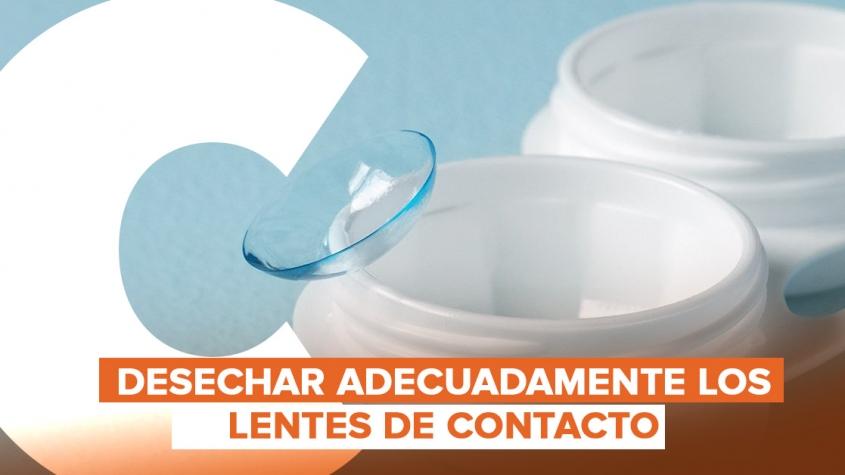 fbaeece92f ¿Como desechar los lentes de contacto adecuadamente?